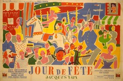Jacques Tati, Jour de fête, 1949